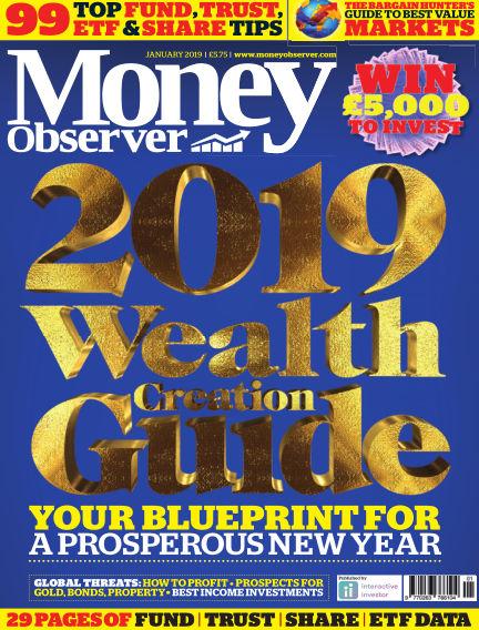 Money Observer December 20, 2018 00:00