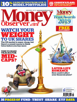 Money Observer May2019