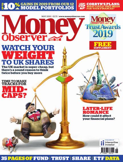 Money Observer April 30, 2019 00:00
