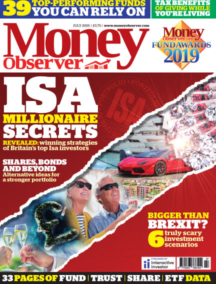 Money Observer June 25, 2019 00:00