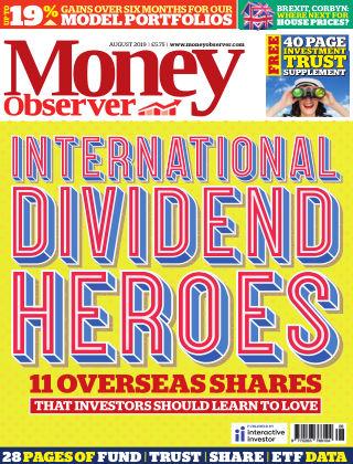 Money Observer August2019