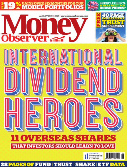 Money Observer July 24, 2019 00:00