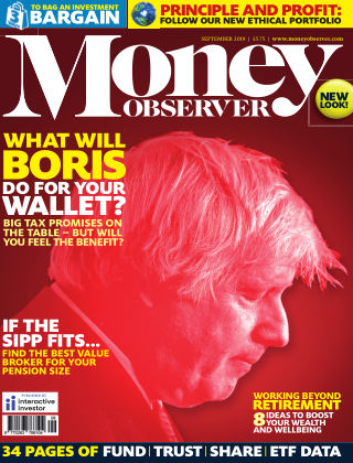 Money Observer September 2019