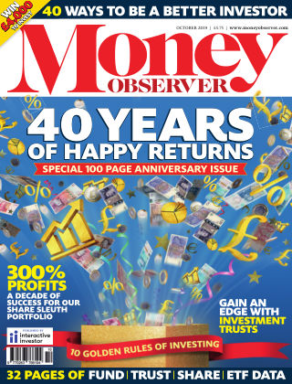 Money Observer October2019