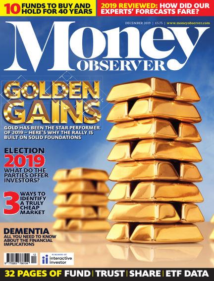 Money Observer November 19, 2019 00:00