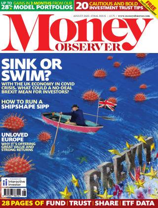 Money Observer August2020