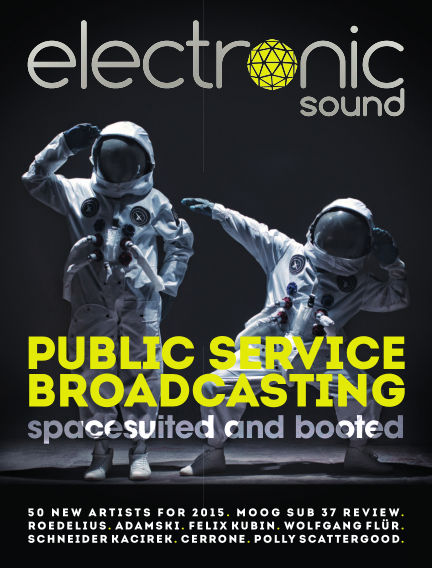 Electronic Sound January 16, 2015 00:00