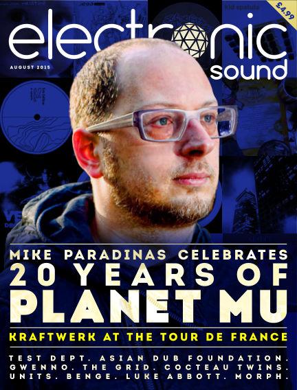 Electronic Sound July 31, 2015 00:00