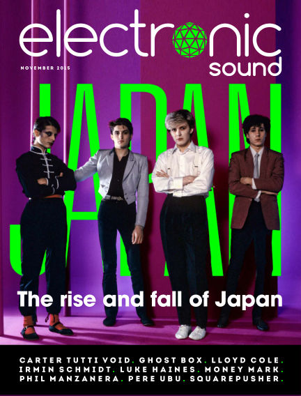 Electronic Sound November 19, 2015 00:00
