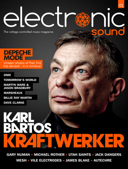 Electronic Sound March 01, 2013 00:00
