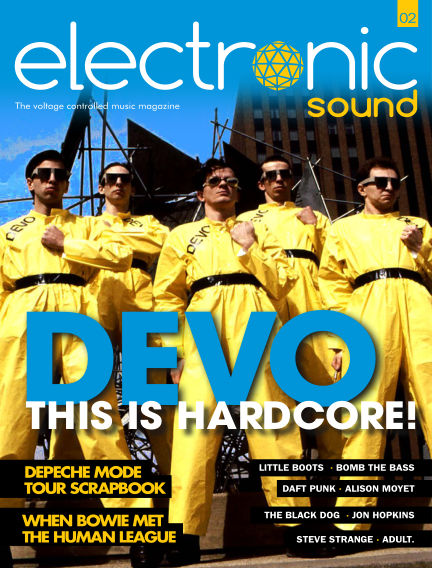 Electronic Sound May 01, 2013 00:00