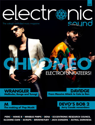 Electronic Sound 06