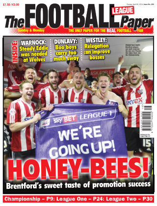 The Football League Paper Issue No. 202