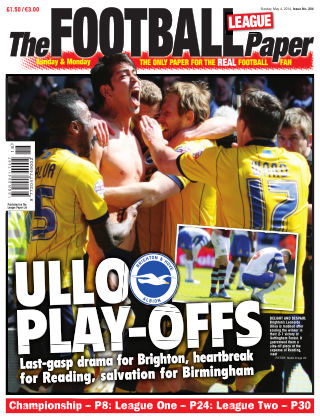 The Football League Paper Issue No. 204