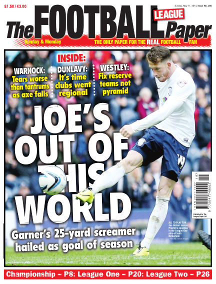 The Football League Paper May 12, 2014 00:00