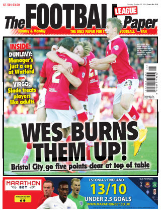 The Football League Paper 12th October 2014