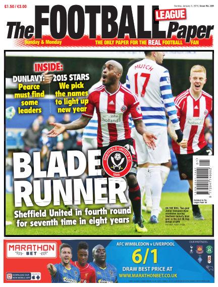 The Football League Paper January 05, 2015 00:00