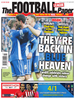 The Football League Paper 11th January 2015