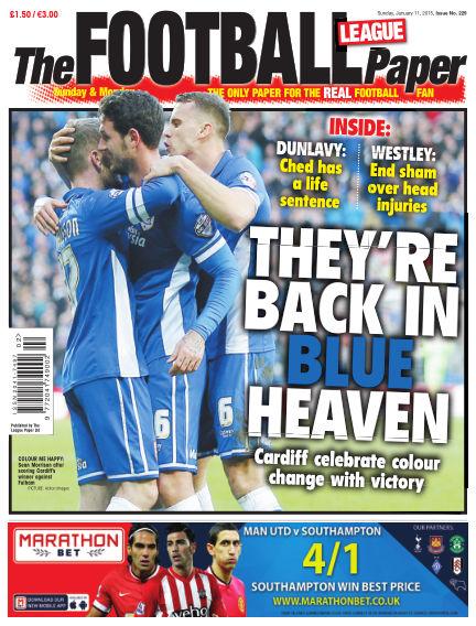 The Football League Paper January 11, 2015 00:00