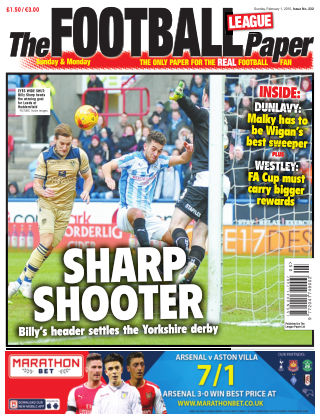 The Football League Paper 1st February 2015