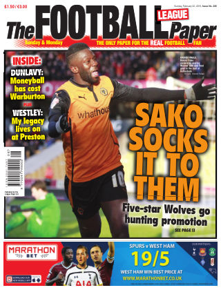 The Football League Paper 22nd February 2015