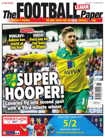 The Football League Paper April 12, 2015 00:00