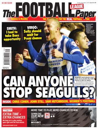 The Football League Paper 6th December 2015