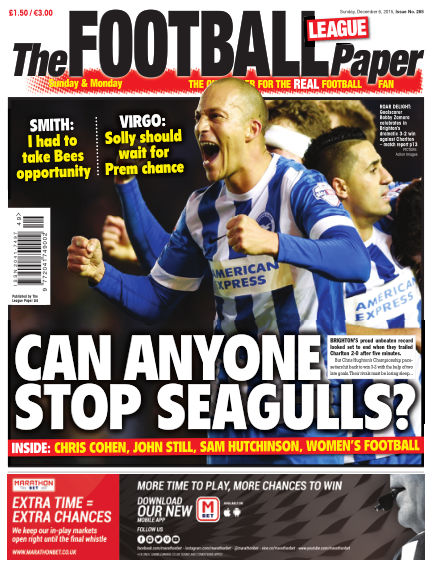 The Football League Paper December 06, 2015 00:00