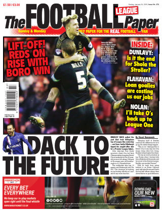 The Football League Paper 24th January 2016