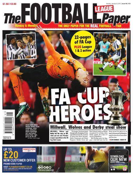 The Football League Paper January 08, 2017 00:00