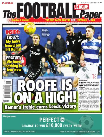 The Football League Paper December 10, 2017 00:00