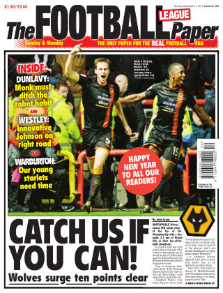 The Football League Paper 31nd December 2017