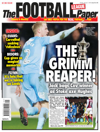 The Football League Paper 7th January 2018