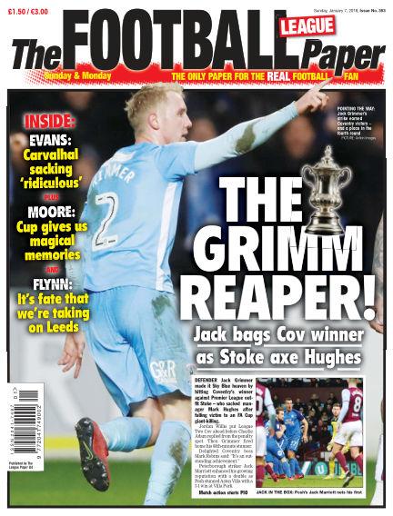 The Football League Paper January 07, 2018 00:00