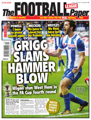The Football League Paper 28th January 2018