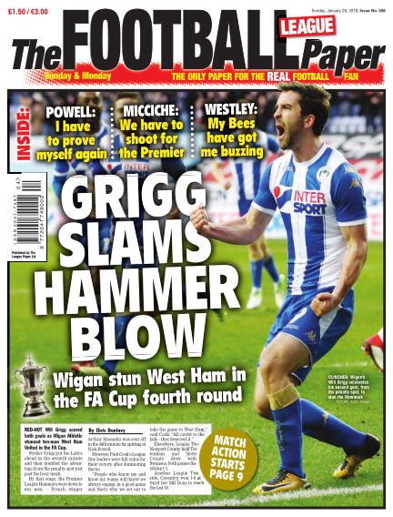 The Football League Paper January 28, 2018 00:00