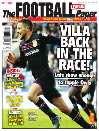 The Football League Paper 25th February 2018