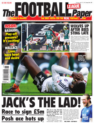 The Football League Paper 15th April 2018