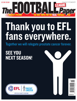 The Football League Paper 13th May 2018