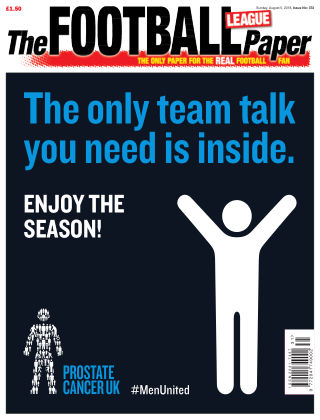 The Football League Paper 5th August 2018