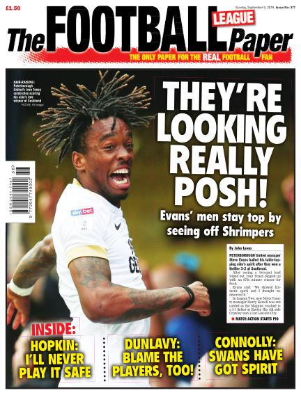 The Football League Paper September 09, 2018 00:00