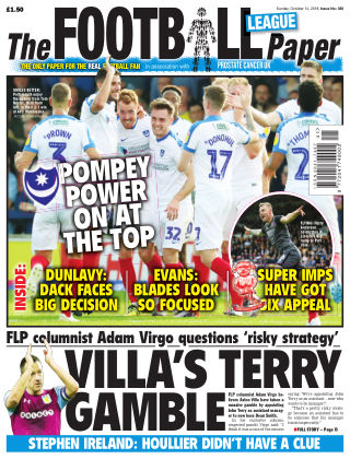 The Football League Paper 14th October 2018