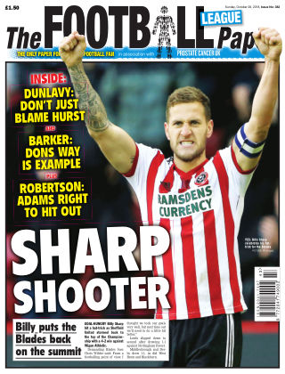 The Football League Paper 28th October 2018