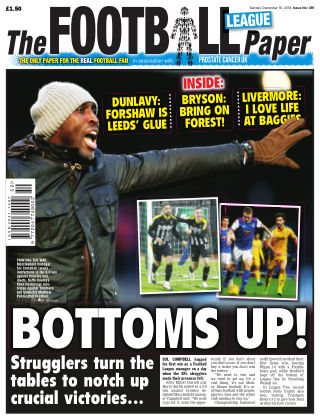 The Football League Paper 16th December 2018
