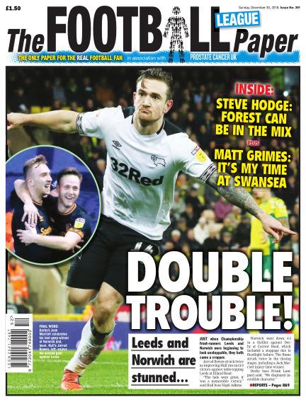 The Football League Paper December 30, 2018 00:00