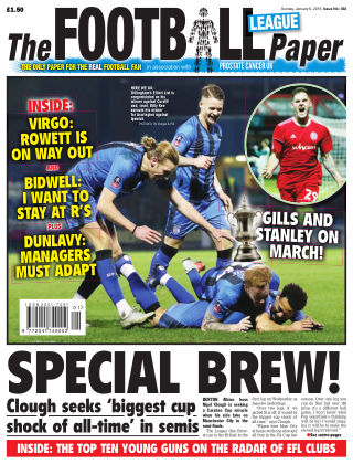 The Football League Paper 6th January 2019