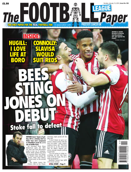 The Football League Paper January 13, 2019 00:00