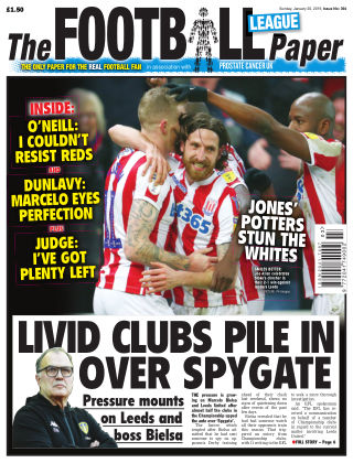 The Football League Paper 20th January 2019