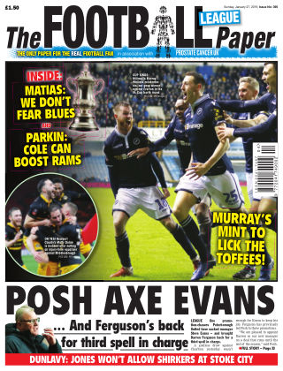 The Football League Paper 27th January 2019