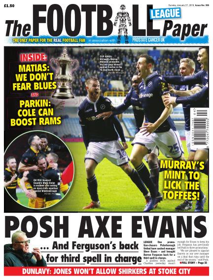 The Football League Paper January 27, 2019 00:00